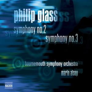 Symphonies nos. 2 and 3 album