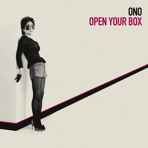 Open Your Box Albumcover