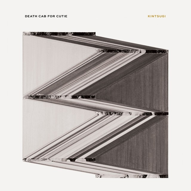 Album cover for Kintsugi by Death Cab for Cutie