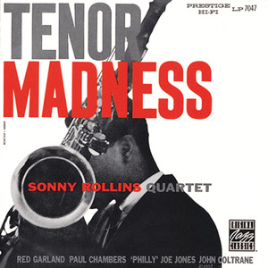 Sonny Rollins Quartet, Red Garland, Paul Chambers, Philly Joe Jones My Reverie cover