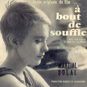 A Bout De Souffle (Original Motion Picture Soundtrack) album