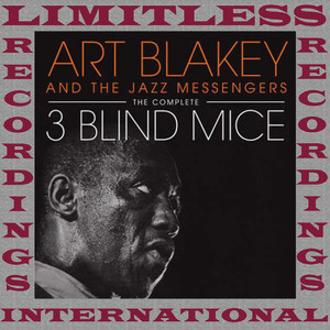 Three Blind Mice, The Complete Sessions (Remastered, Extended Version) album