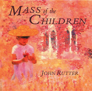 Rutter: Mass of the Children Albumcover