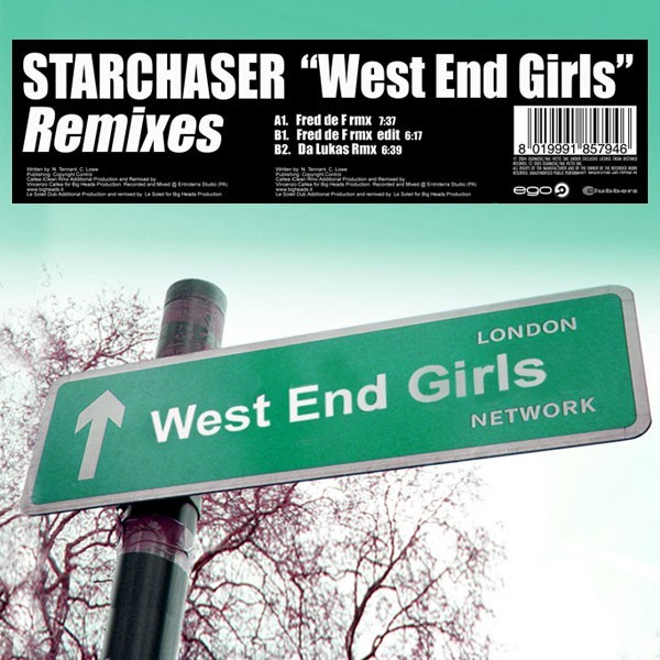West End Girls Remixes
