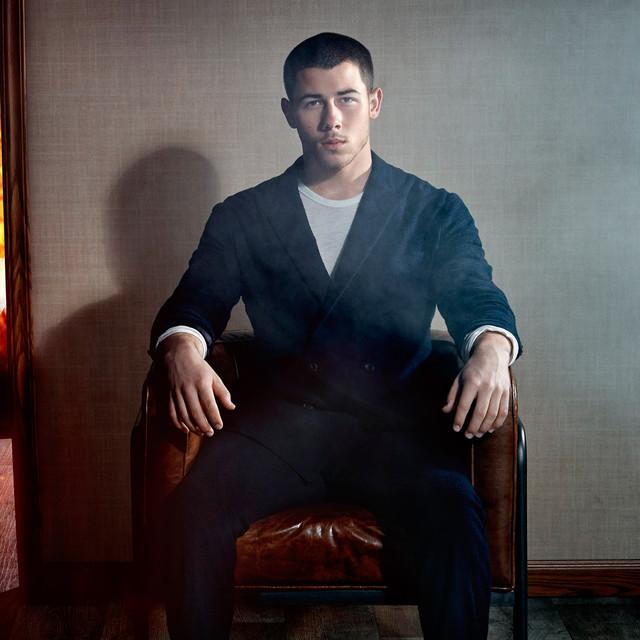 Nick Jonas I Am What I Am cover