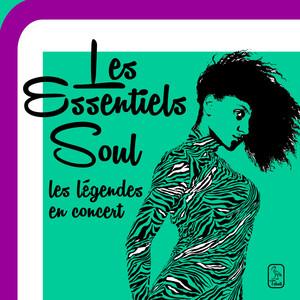 Les Essentiels Soul: les légendes en concert, 30 performances live par les Whispers, Delfonics et Temptations! album