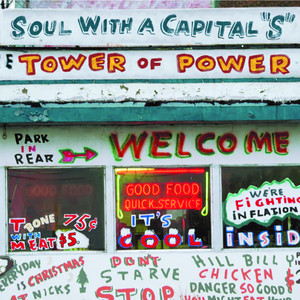 """Soul With A Capital """"S"""" - The Best Of Tower Of Power album"""