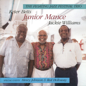 Junior Mance And The Floating Jazz Festival Trio Oh Lady Be Good cover