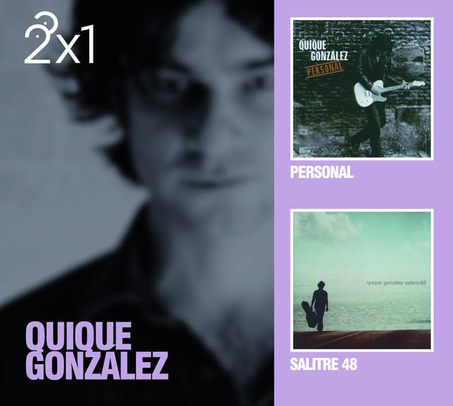 2x1 Quique Gonzalez