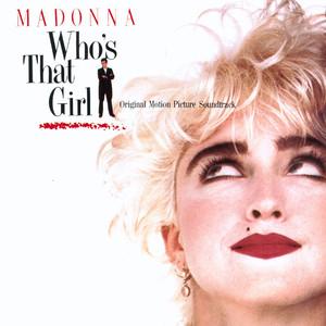 Who's That Girl Soundtrack album