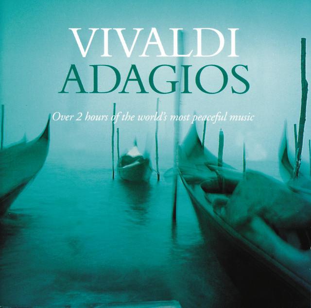 Vivaldi Adagios Albumcover
