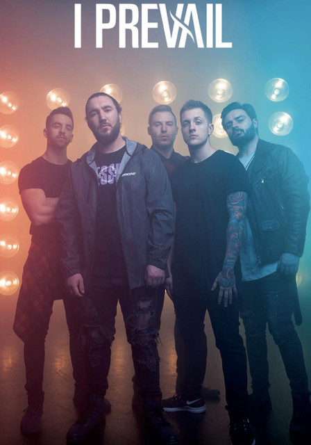 I Prevail upcoming events