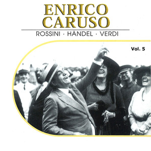 Enrico Caruso, Vol. 5 (1917-1920)