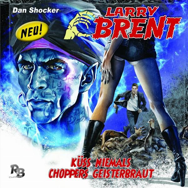 Folge 5: Küss niemals Choppers Geisterbraut Cover