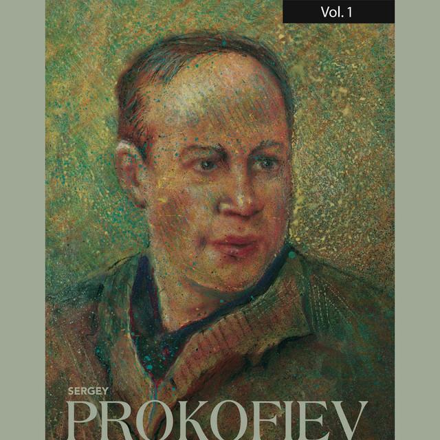 Prokofiev, Vol. 1 (1946, 1953) Albumcover