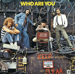 Who Are You (Remastered) Albumcover