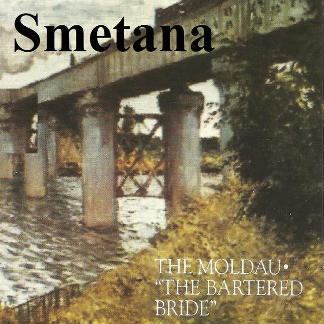 Smetana - The Moldau Albumcover