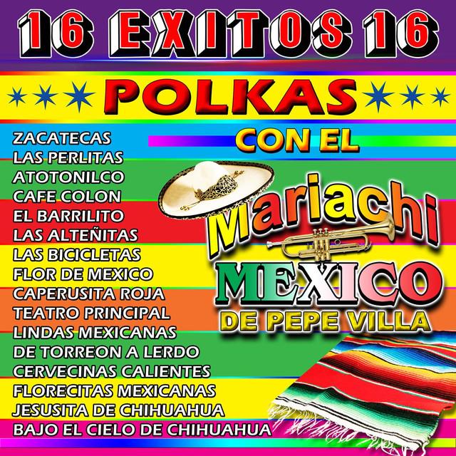 Fiesta Mexicana, Vol. 2: El Disco de Oro (Polkas)