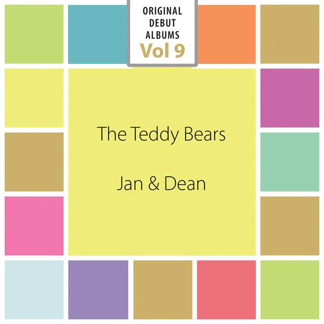 Jan & Dean, The Teddy Bears Original Debut Albums, Vol. 9 album cover