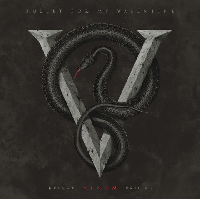 Venom (Deluxe Edition) Albumcover