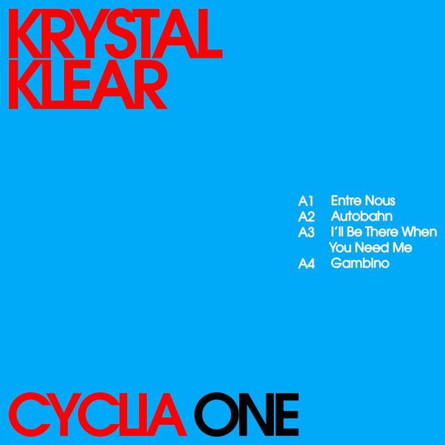 Krystal Klear · Entre nous