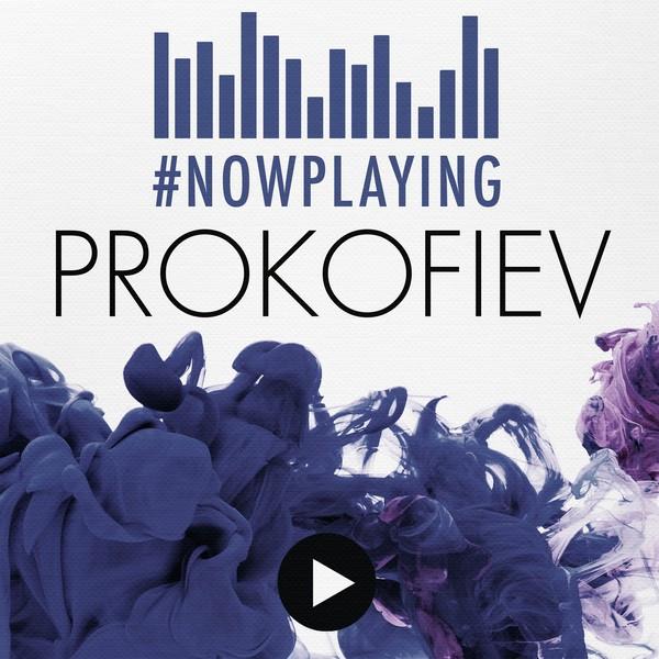 #nowplaying Prokofiev Albumcover