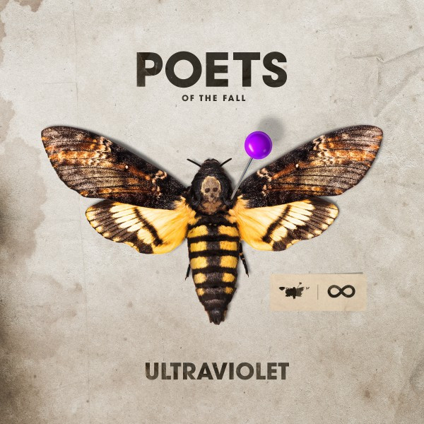 Album cover for Ultraviolet by Poets of the Fall