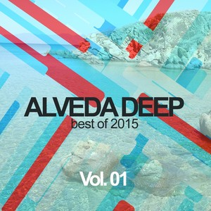 Alveda Deep: Best of 2015, Vol. 01 Albumcover