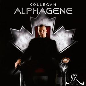 Alphagene Albumcover