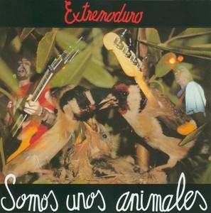 Somos Unos Animales Albumcover