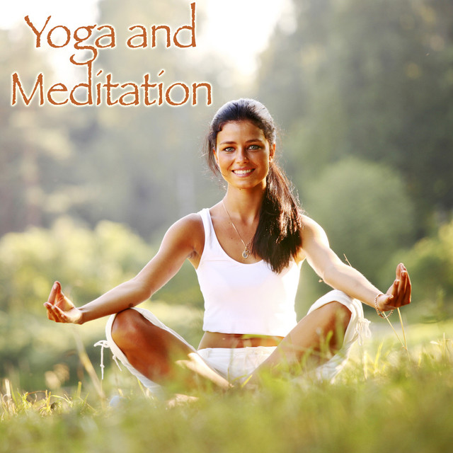 Yoga and Meditation Albumcover