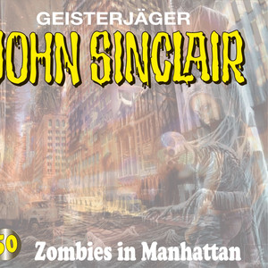 Folge 50: Zombies in Manhattan Audiobook