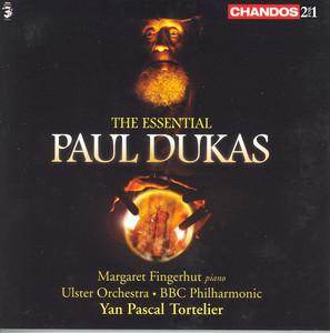 Dukas: Essential Paul Dukas (The) Albümü