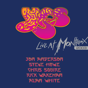 LIVE IN MONTREUX 2003 album