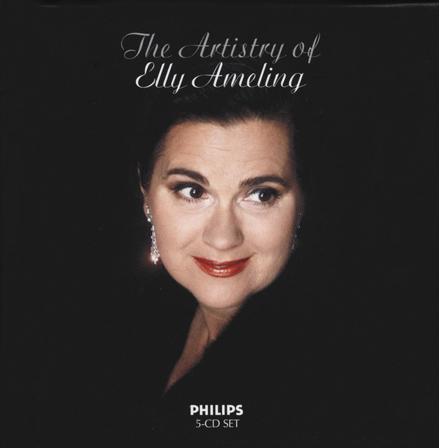 The Artistry of Elly Ameling (5 CDs)