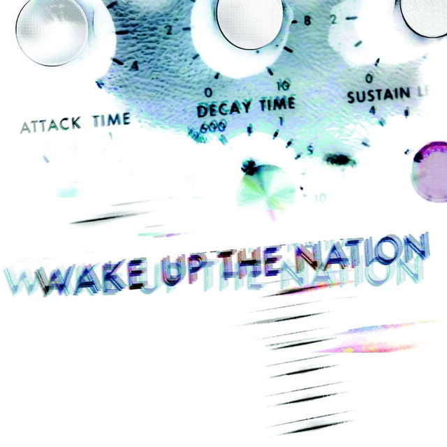 Paul Weller Wake Up the Nation album cover