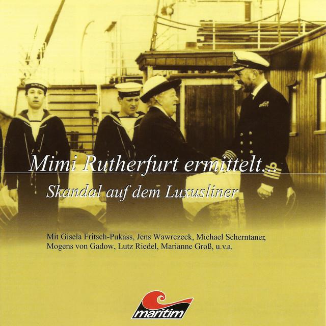 Mimi Rutherfurt ermittelt ..., Folge 3: Skandal auf dem Luxusliner Cover