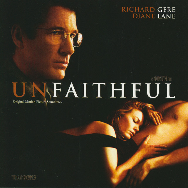 Unfaithful (Original Motion Picture Soundtrack) Albumcover