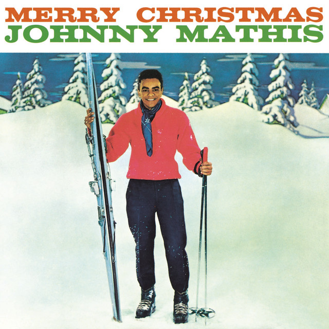 Image result for johnny mathis merry christmas