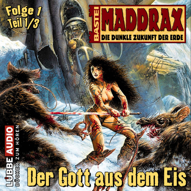 Maddrax Cover