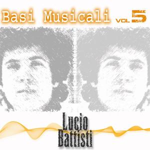 Lucio Battisti Una donna per amico cover