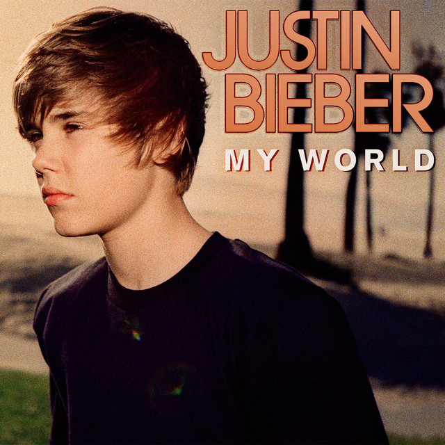 Justin Bieber My World album cover