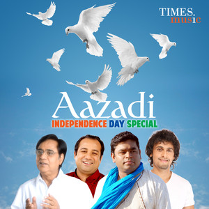 Aazadi - Independence Day Special Albumcover