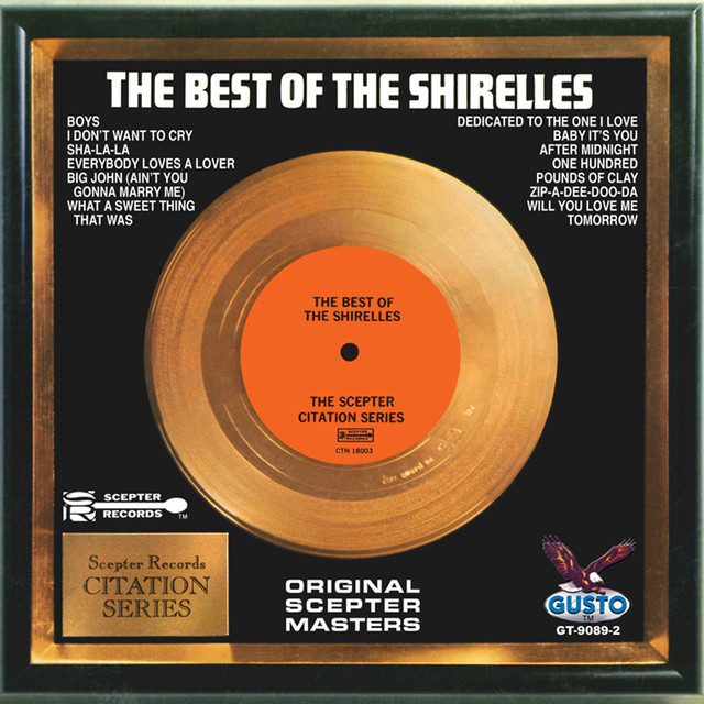 Scepter Records Citation Series - The Best Of The Shirelles