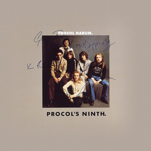 Procol's Ninth album