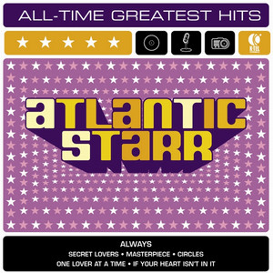 Atlantic Starr - All Time Greatest album