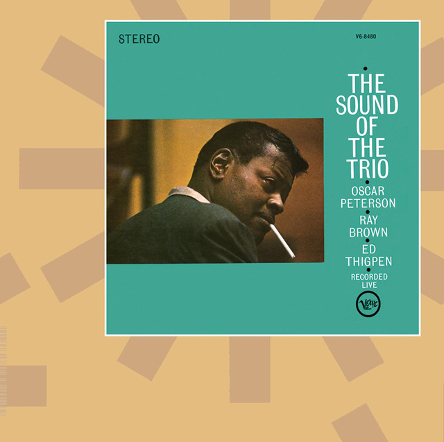 Oscar peterson ray brown ed thigpen on green dolphin for Chicago house music songs