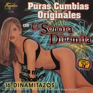 Puras Cumbias Originales Albumcover