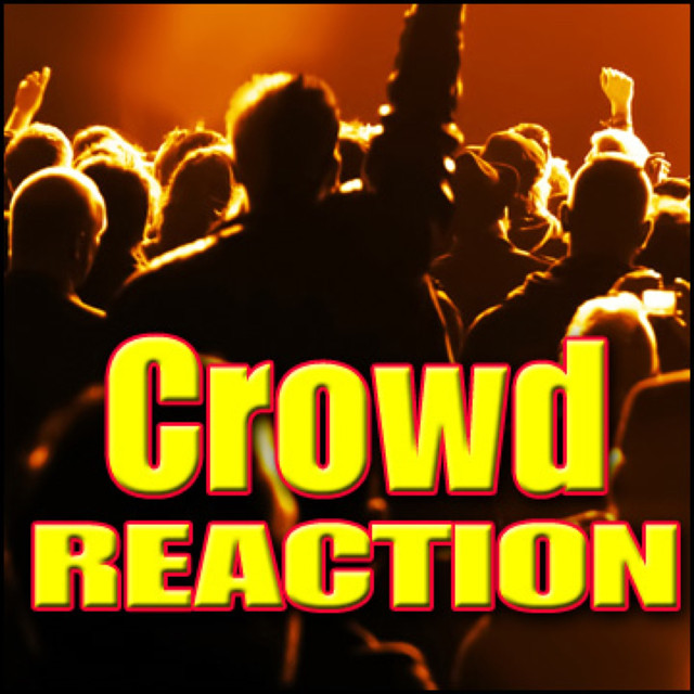 Crowd, Boo - Medium Indoor Crowd: Booing with Some Vulgar