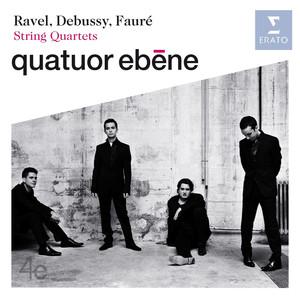 Debussy, Fauré & Ravel: String Quartets Albümü